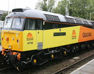 Rail Decals and Liveries
