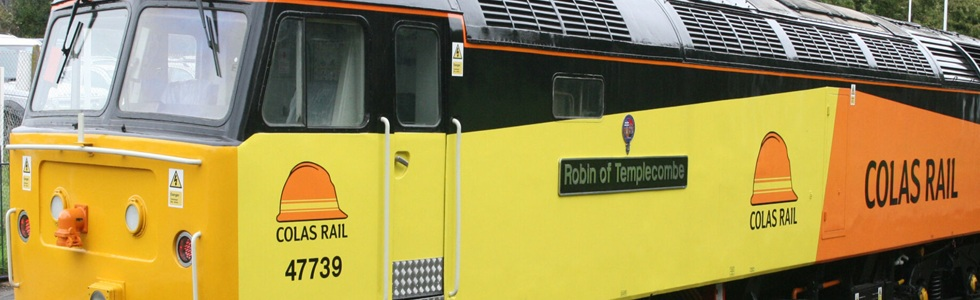 Rail Decals & Liveries