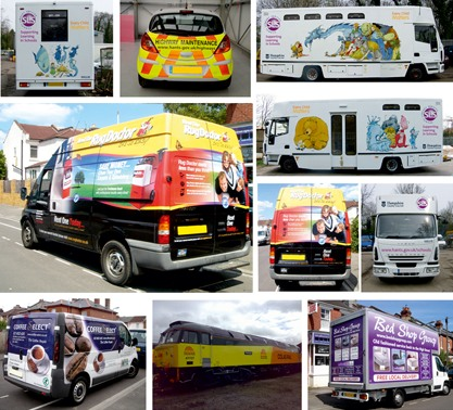 Spectrum Signs - Vehicle Wrapping and Graphics